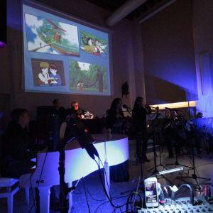 Concerto Quartetto Ghibli - ISSR Verona (foto di Alessandro Colonna)
